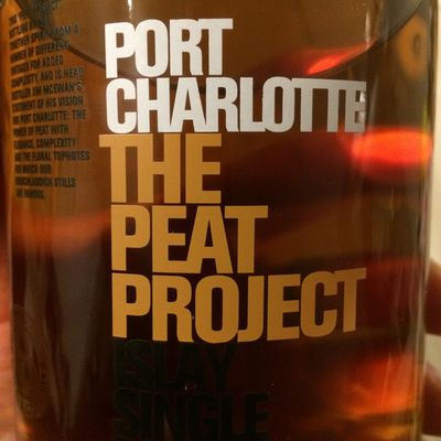 Port Charlotte 'The Peat Project'
