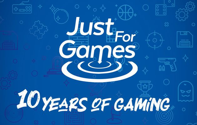 [ACTUALITE] Just for Games - 10 years of Gaming