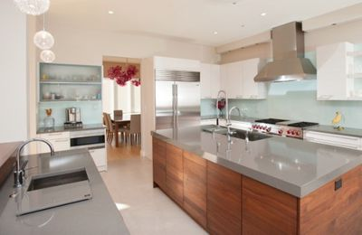 Designing Kitchen Counters