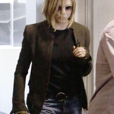 Jennifer Aniston Chops Her Hair Into Short Bob After Brazilian Blowout Snafu