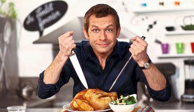 Des recettes festives au programme de Petits plats en équilibre sur TF1