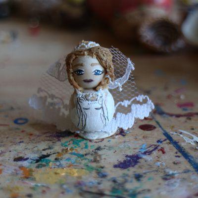 Portrait d'Audrey - Perlecristal