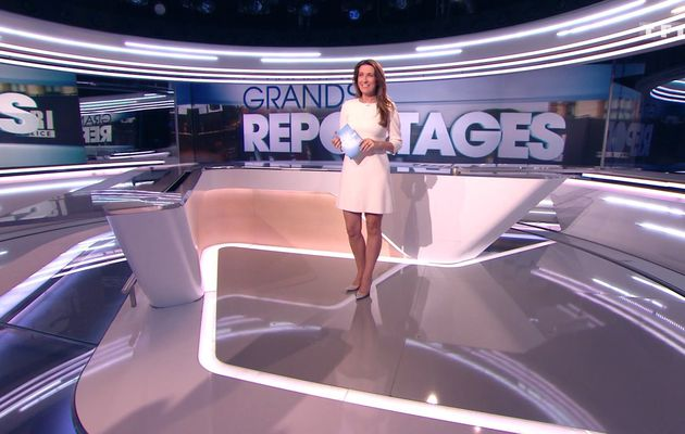 📸7 ANNE-CLAIRE COUDRAY @ACCoudray @TF1 GRANDS REPORTAGES ce midi #vuesalatele