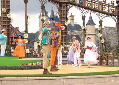 Un week-end à Disneyland !