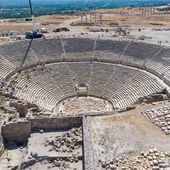 Restoration of ancient Laodikea's theatre completed