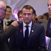 """Les """" gilets jaunes """" ternissent l'image de Macron sur la scène internationale"""