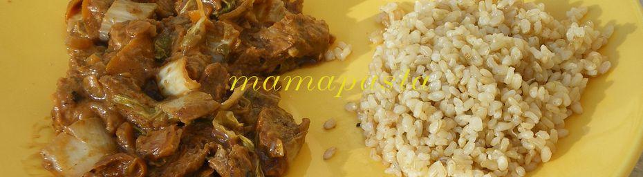 mafé de soja ( PST)