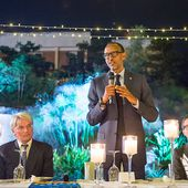British Politicians Hopelessly Smitten With The Rwandan Dictator, Paul Kagame