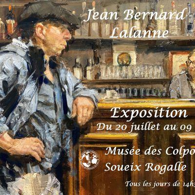 Exposition Jean Bernard Lalanne