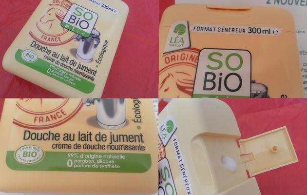 Des nouveautés pour le bain So'Bio Etic ...