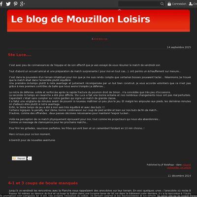 Le blog de Mouzillon Loisirs