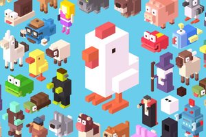 Crossy Road: les personnages cachés #2
