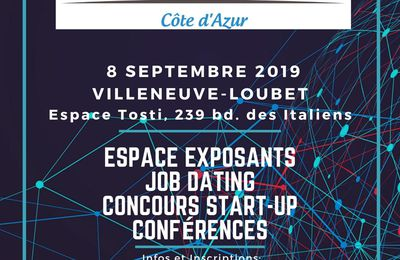 Retour sur le Salon Business Franco-Roumain, les 6 et 8 septembre 2019 -VILLENEUVE LOUBET