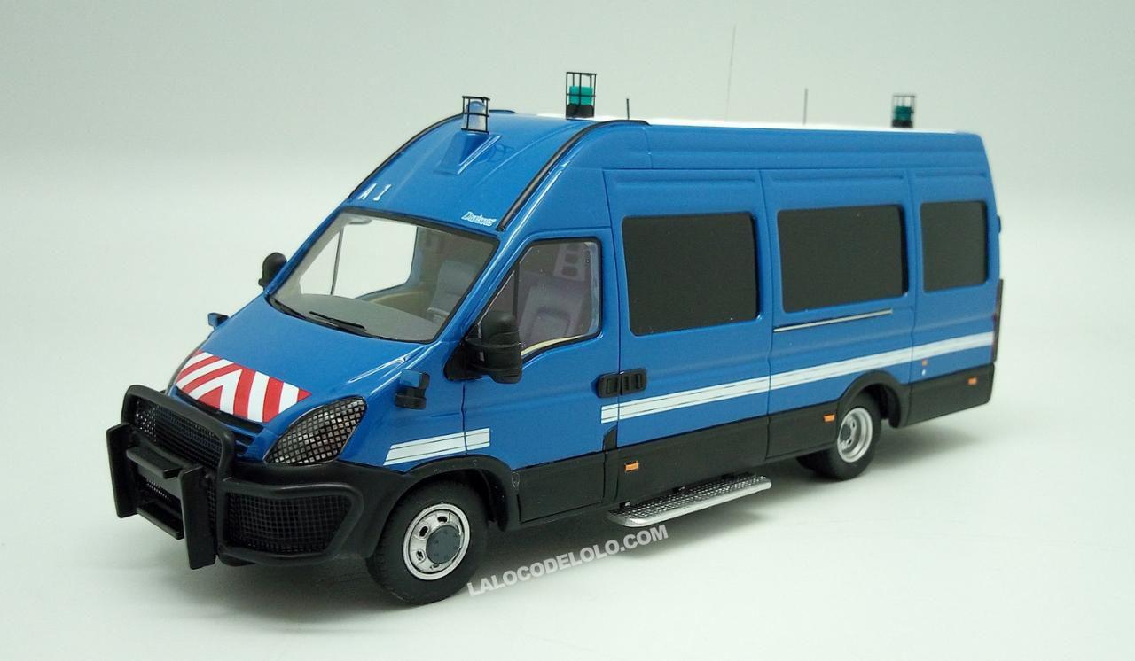 Iveco Daily Gendarmerie (1/43 - Perfex)
