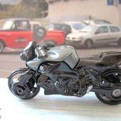 MOTO BMW K 1300R HOT WHEELS 1/64 - car-collector