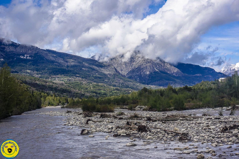 Travaux d'entretien des cours d'eau du bassin du Verdon, secteur Haut Verdon