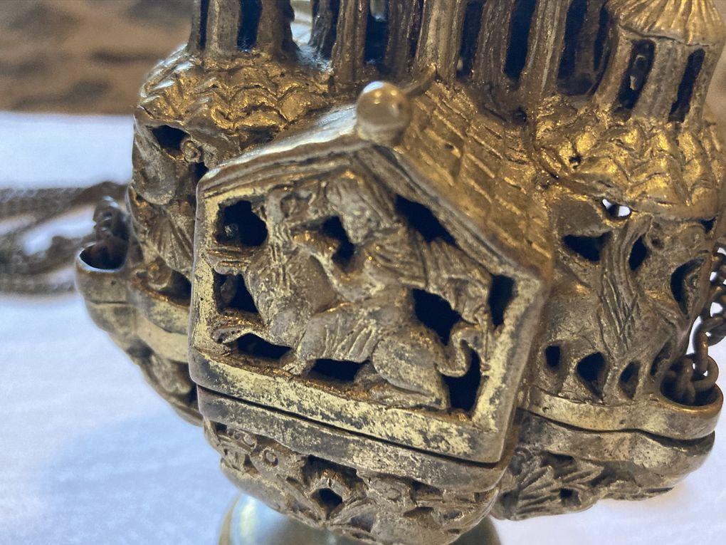 Le fabuleux encensoir médiéval d'Ambialet