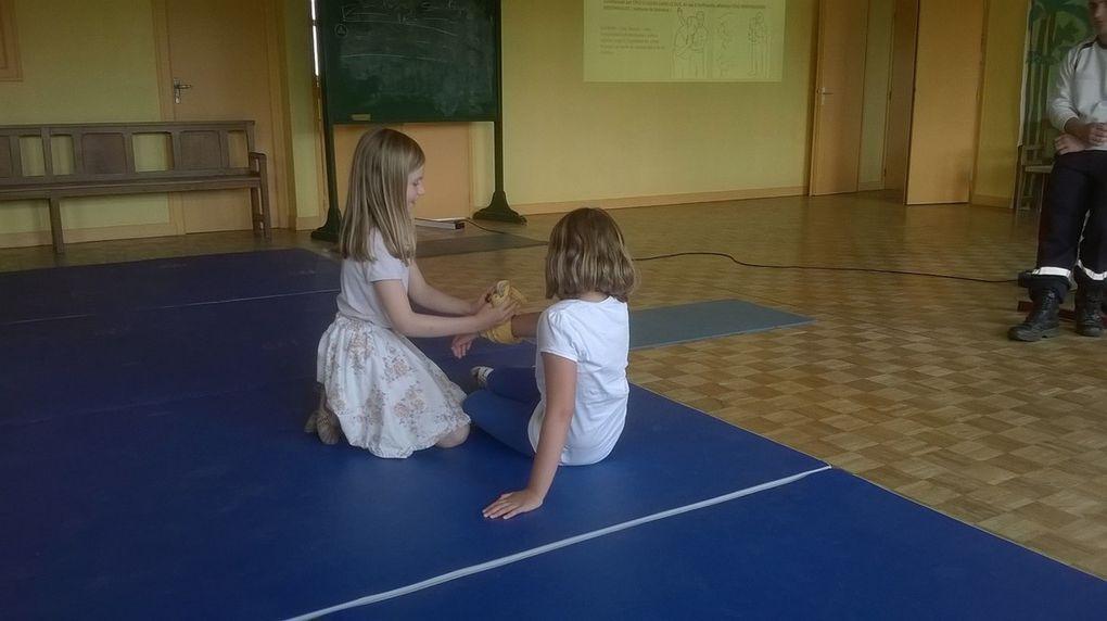 Initiation aux gestes de premiers secours en cycle 3