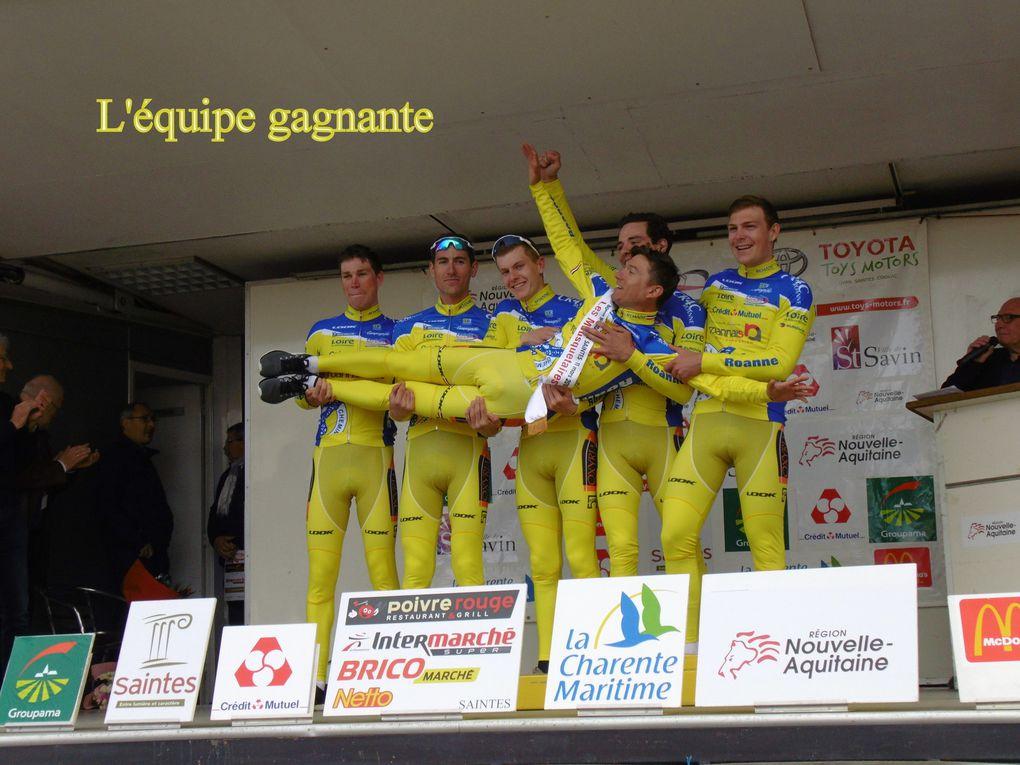 11 - Bordeaux Saintes Vainqueur Jimmy Raibaud