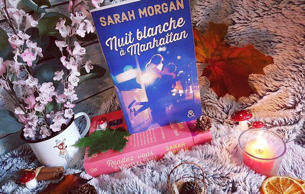 Coup de foudre à Manhattan, tome 1 : nuit blanche à Manhattan – Sarah Morgan