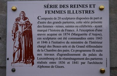 Vingt femmes dans le jardin du Luxembourg et dans le sens des aiguilles d'une montre (Jean Echenoz)