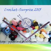 Inscription pour le Crochet-surprises de Mai