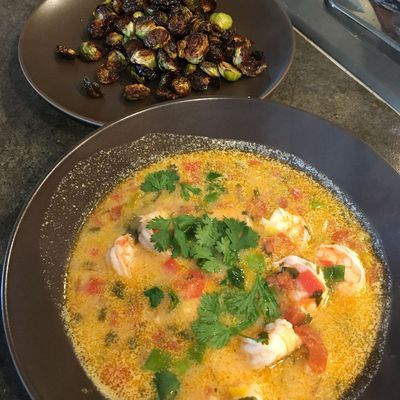 Spicy Shrimp Stew