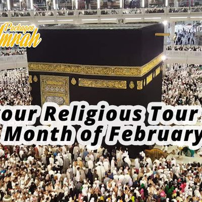 Plan your Religious Tour in the Month of February