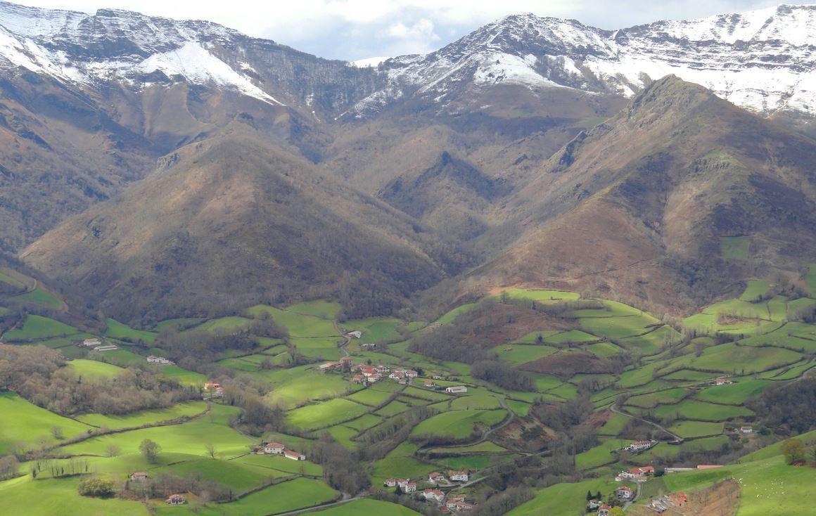 Paysages du Pays Basque