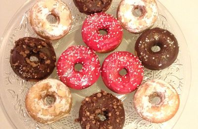 Mini Donuts gourmands