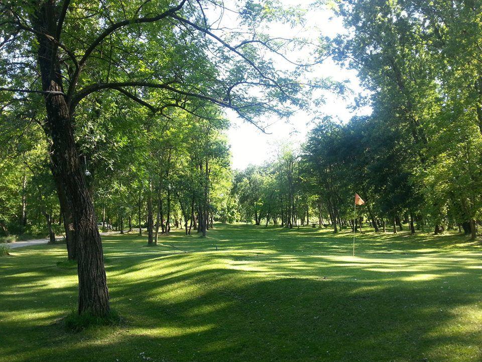 Le parcours de golf d'Alès Ribaute