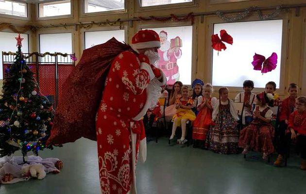 "22 декабря 2018г.:  Дед Мороз в гостях у ""Умки"""