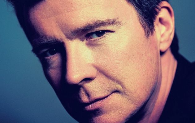 "Rick Astley lance ""The Best Of Me"""
