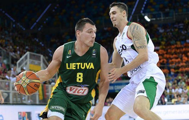 CM: La Lituanie bat le Mexique