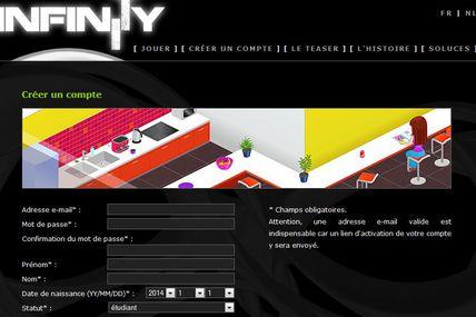 InfinITy, un Serious Game de sensibilisation aux métiers des TIC