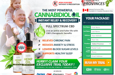 Nature Relief CBD Canada : Pain Relief Oil, Benefits Price, Read Reviews & Buy?