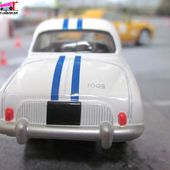 RENAULT DAUPHINE GORDINI DINKY TOYS REEDITION ATLAS 1/43 - car-collector