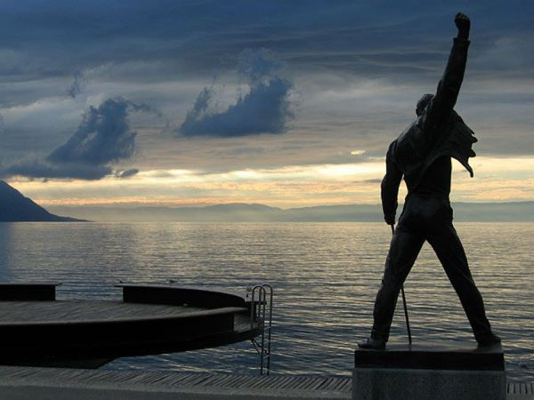 Freddie Mercury's Montreux Memorial Day