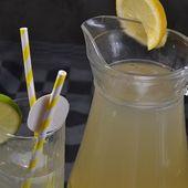 Thé glacé citron recette cookeo |
