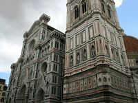 CATHEDRALE SANTA MARIA DEL FIORE - FLORENCE - Toscane - Italie