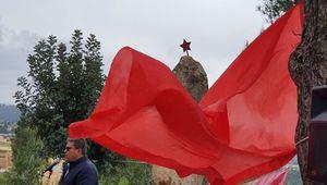 Le Parti communiste d'Israel a célèbré le jour de la Victoire dans la Forêt de l'Armée rouge près de Jérusalem
