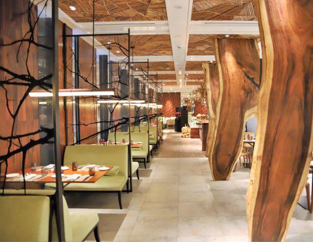 Buffet hôtel Shangri la Colombo Sri Lanka