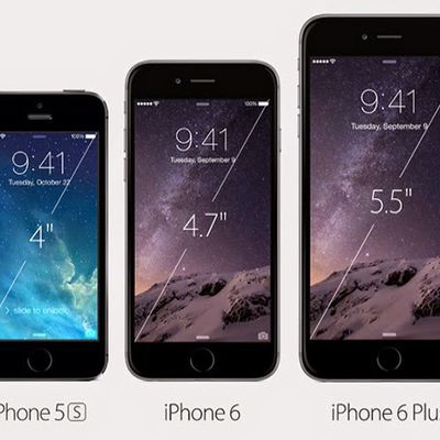 Meet the 4.7-inch iPhone 6 and the iPhone 6 Plus and its 5.5-inch, 1080p Retina Display HD
