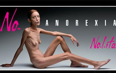 Morta Isabelle Caro, modella anoressica