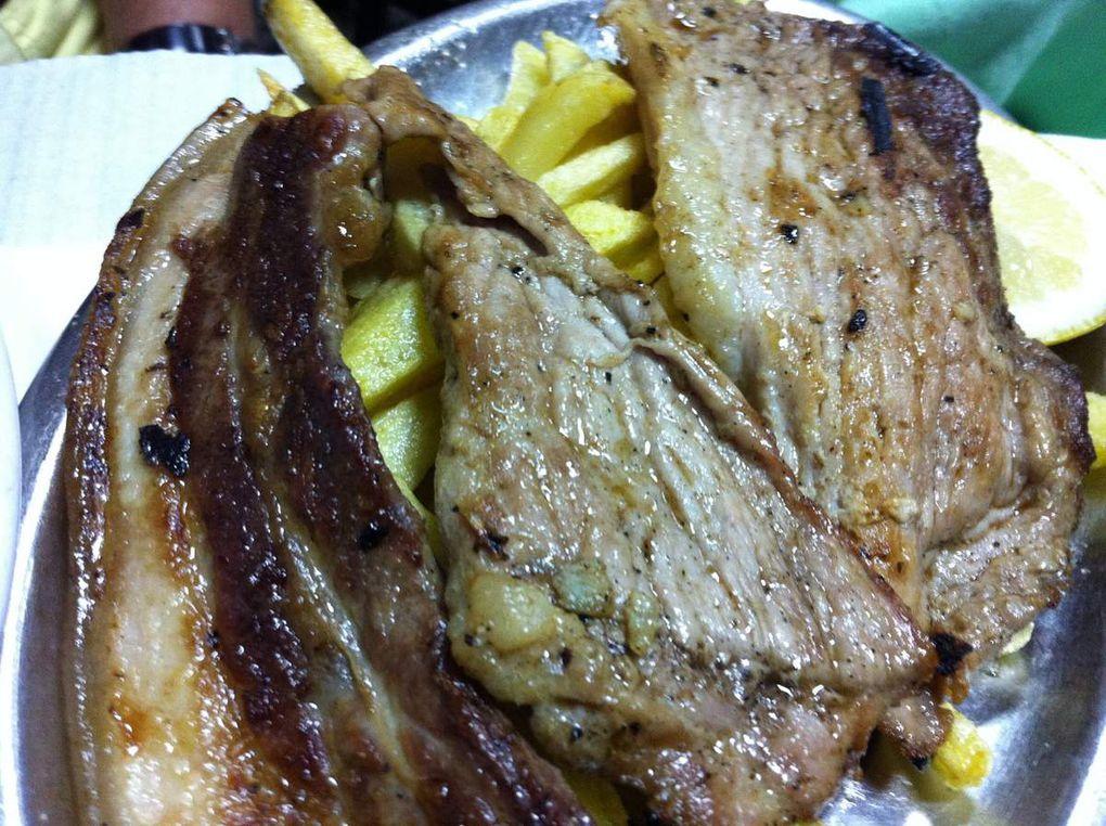 Restaurants et marchés de Lisbonne