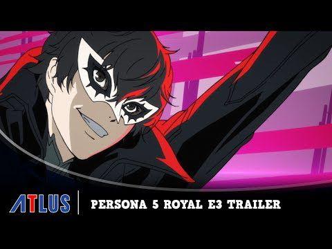 [ACTUALITE] Persona 5 Royal - Les voix anglaises des Phantom Thieves