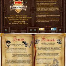 Notre fête médiévale : spécial 10 ans !