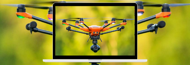 Droniq and Yuneec create standard solution for integrated, European drone tracking