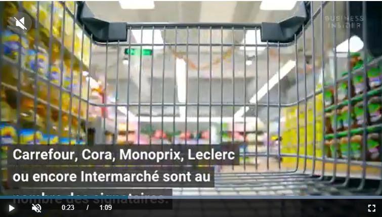 Carrefour,casino ...les supermarchés vont ouvrir plus tôt pendant la période du couvre feu