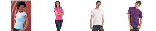 Camisetas económicas al por mayor